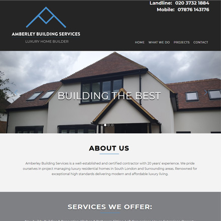 Amberley Building Services